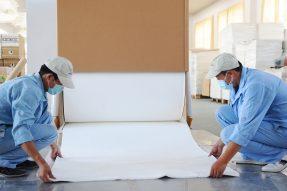 日本三菱进口(MAFTEC毯)陶瓷纤维板